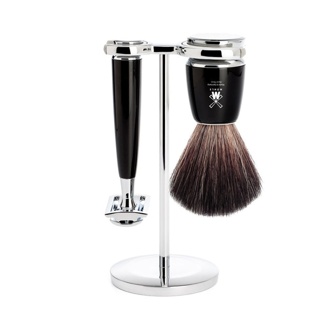 Shaving Set Rytmo Black