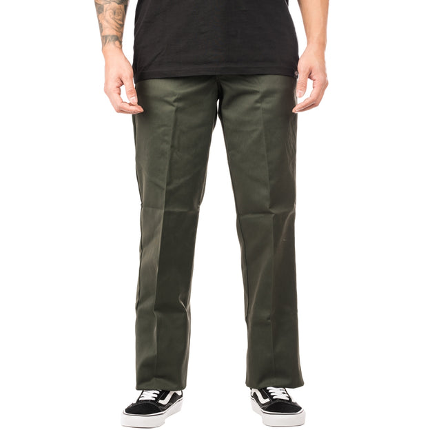 Work Pant 874 Olive Green
