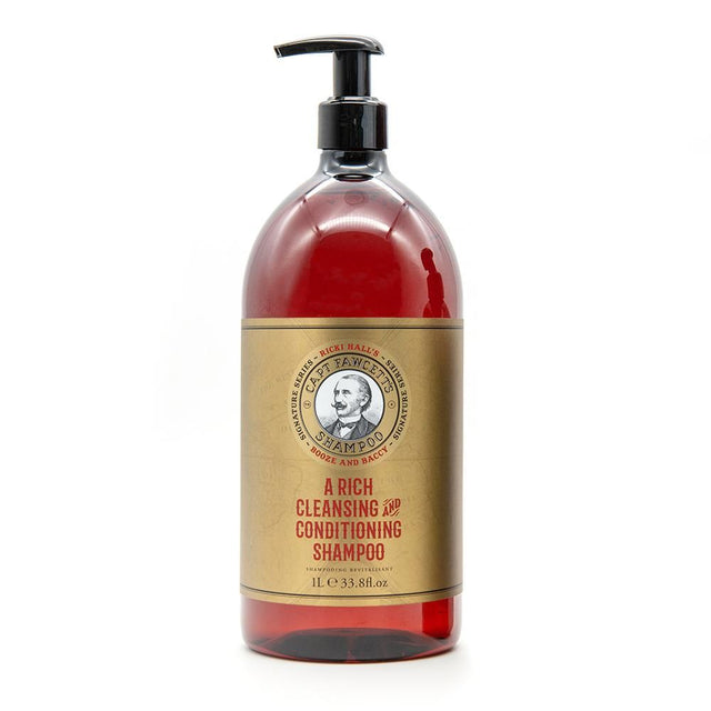 Conditioning Shampoo Booze & Baccy 1000ml