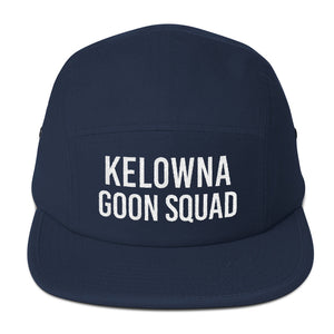 Kelowna Goon Squad Five Panel - White Embroidery