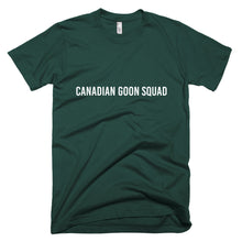 Canadian Goon Squad Tee - White Print