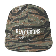 Revy Goons Five Panel - White Embroidery