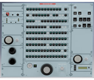 Overhead Panel - Upper Part