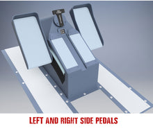 CMD and First Officer Pedals