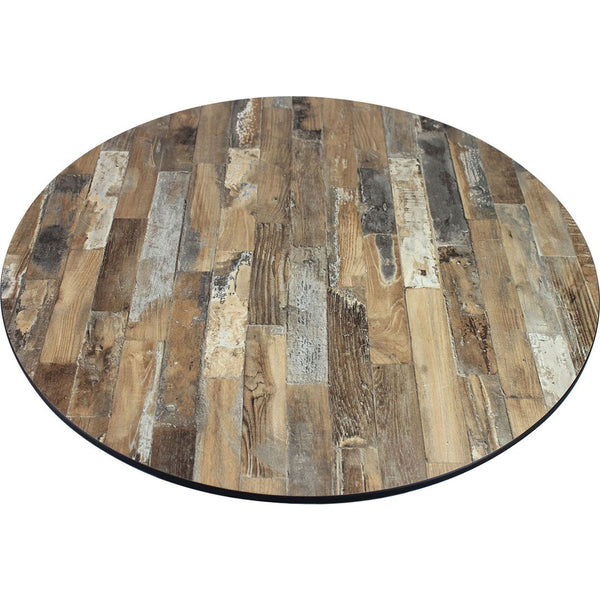 Compact Laminate 600mm Round Table Top