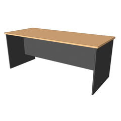 Custom Straight Desk