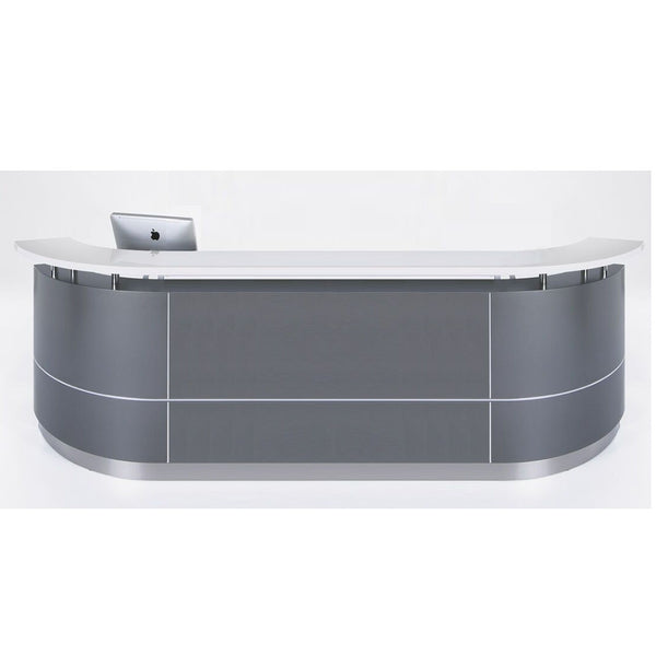 Executive C-Shape Reception Counter