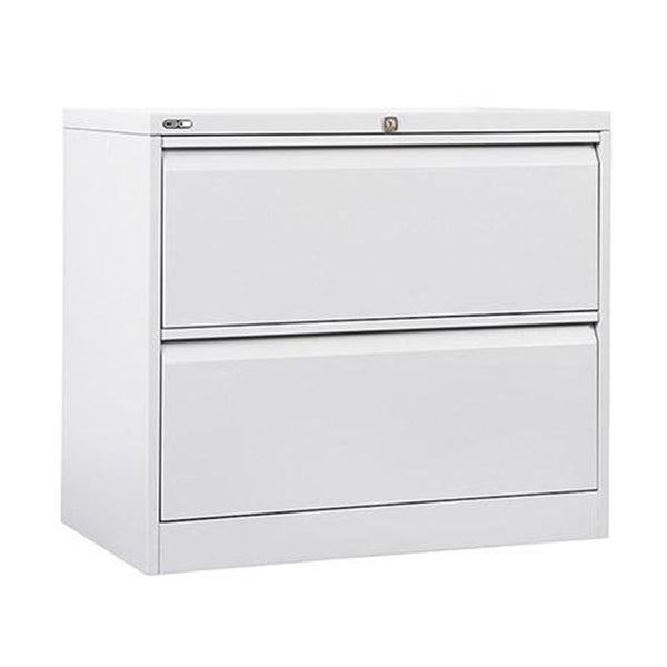 GO Lateral Filing Cabinet 2 Drawer