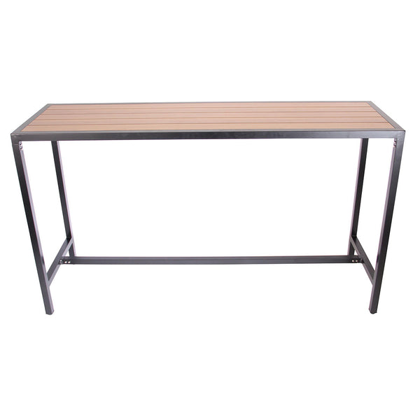 Madrid Teak Bar Table