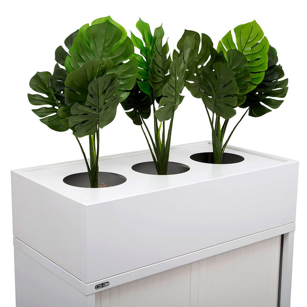 GO Tambour Cupboard planter Box