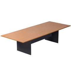 Rapid Worker Boardroom Table – 2400mm