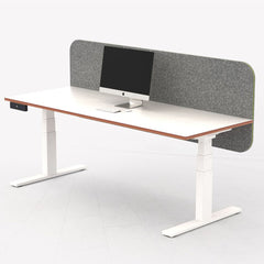 Zorb Desk Mounted Acoustic Screen
