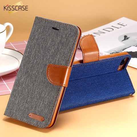 Cases Card Leather Cover For iPhone