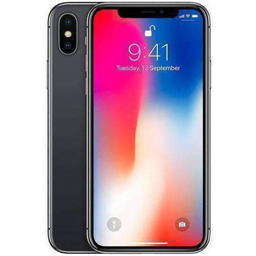 iPhone X refurbs