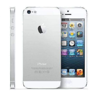 iPhone 4 5 SE Refurb