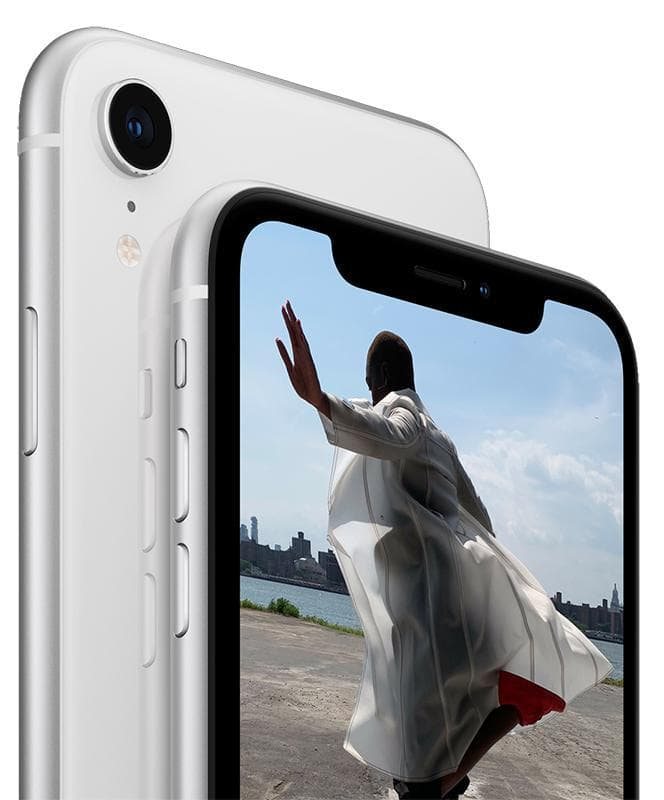 Sim Free iPhone XR