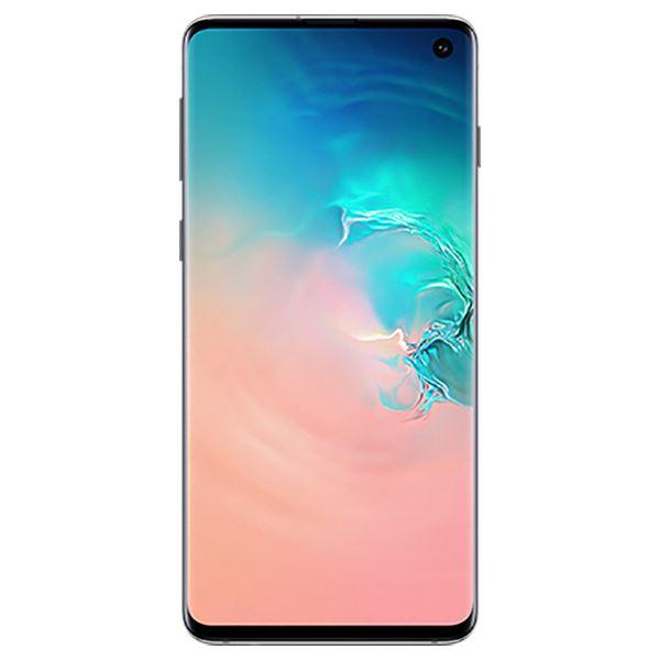 Samsung Galaxy S10 128GB Prism White Unlocked Refurbished Good