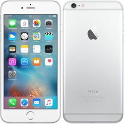 Apple iPhone 6 Plus 16GB Silver Unlocked Refurbished Pristine Pack