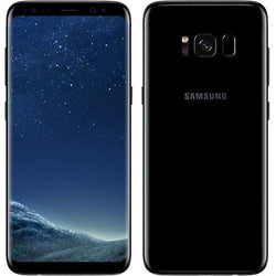 Samsung Galaxy S8 64GB Midnight Black (Ghost Image) Unlocked Refurbished Good