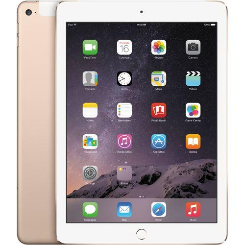 Apple iPad Air 2 128GB WiFi + Cellular Gold - Refurbished Pristine