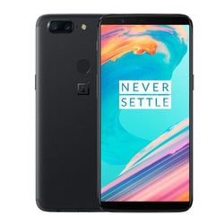 OnePlus 5T 128GB, Midnight Black Unlocked Refurbished Pristine Pack