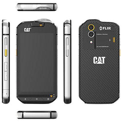 Cat S60 32GB Black Unlocked Dual Sim Refurbished Excellent