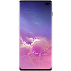 Samsung Galaxy S10 Plus 512GB Ceramic Black Unlocked Refurbished Pristine