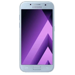 Samsung Galaxy A3 (2017) 16GB Blue Unlocked - Refurbished Good