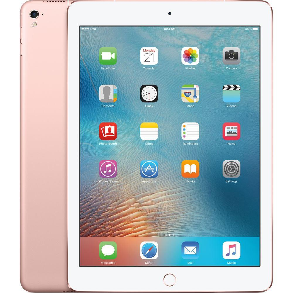 Apple iPad Pro 9.7 256GB WiFi Rose Gold Unlocked - Refurbished Excellent