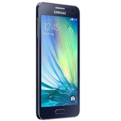 Samsung Galaxy A3 (2015) 16GB Black Unlocked Refurbished Good