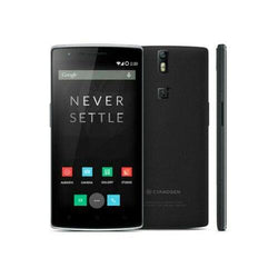 OnePlus One 64GB Sandstone Black Unlocked Refurbished Pristine