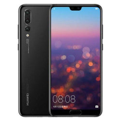 Huawei P20, 128GB Black Unlocked Refurbished Pristine