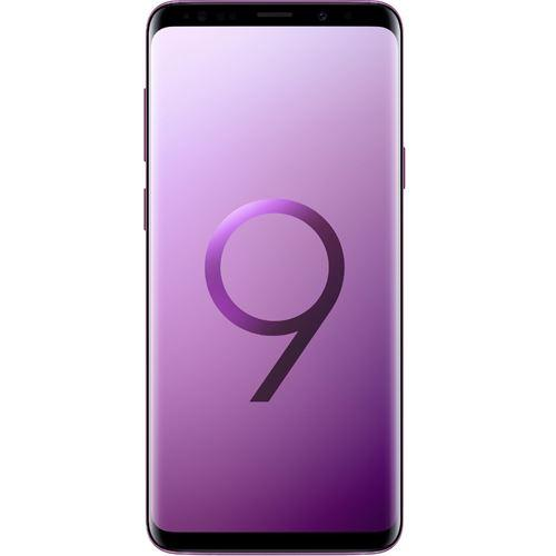 Samsung Galaxy S9 Plus 128GB Lilac Purple (Ghost Image) Unlocked Refurbished Good