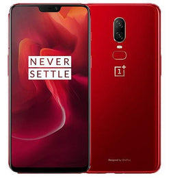 Oneplus 6 128GB Dual SIM Red (Unlocked) - Refurbished Pristine Pack