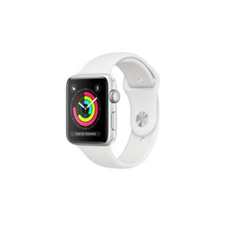 Apple Watch Series 3 GPS 38mm Silver Aluminium - Refurbished Good