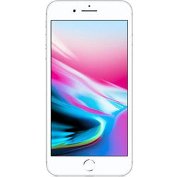 Apple iPhone 8 Plus 64GB Silver Unlocked Refurbished Pristine Pack