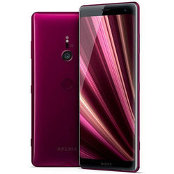 Sony Xperia XZ3 64GB Bordeaux Red Unlocked Refurbished Pristine