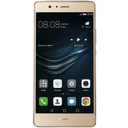 Huawei P9 Lite 16GB Gold Dual SIM Unlocked Refurbished Good
