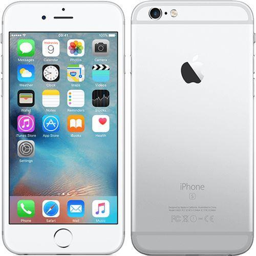 Apple iPhone 6S 16GB Silver Unlocked Refurbished Excellent