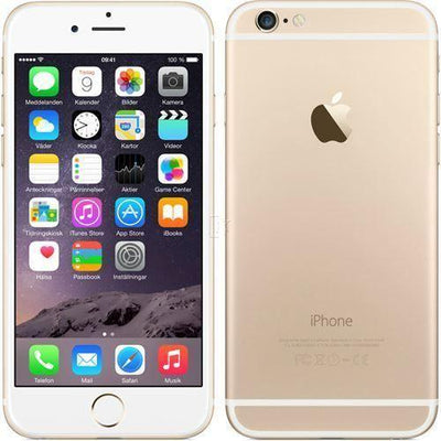 Apple Iphone 6 32GB Gold Unlocked Refurbished Good