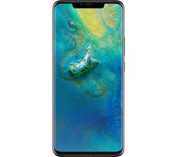 Huawei Mate 20 Pro 128GB Unlocked Black Refurbished Good