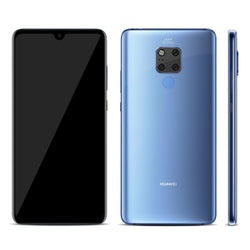 Huawei Mate 20 X 128GB Midnight Blue Unlocked Refurbished Pristine