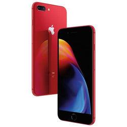 Apple iPhone 8 Plus 64GB RED Unlocked Refurbished Pristine Pack