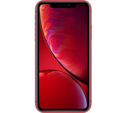 APPLE iPhone XR 64GB Red Unlocked Refurbished Pristine Pack