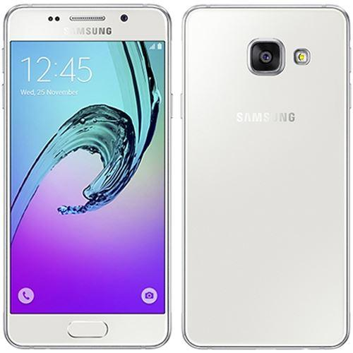 Samsung Galaxy A3 (2016) 16GB White Unlocked - Refurbished Excellent