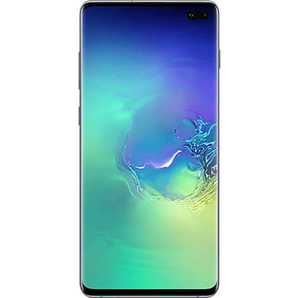 Samsung Galaxy S10 Plus 128GB Prism Green Unlocked Refurbished Excellent