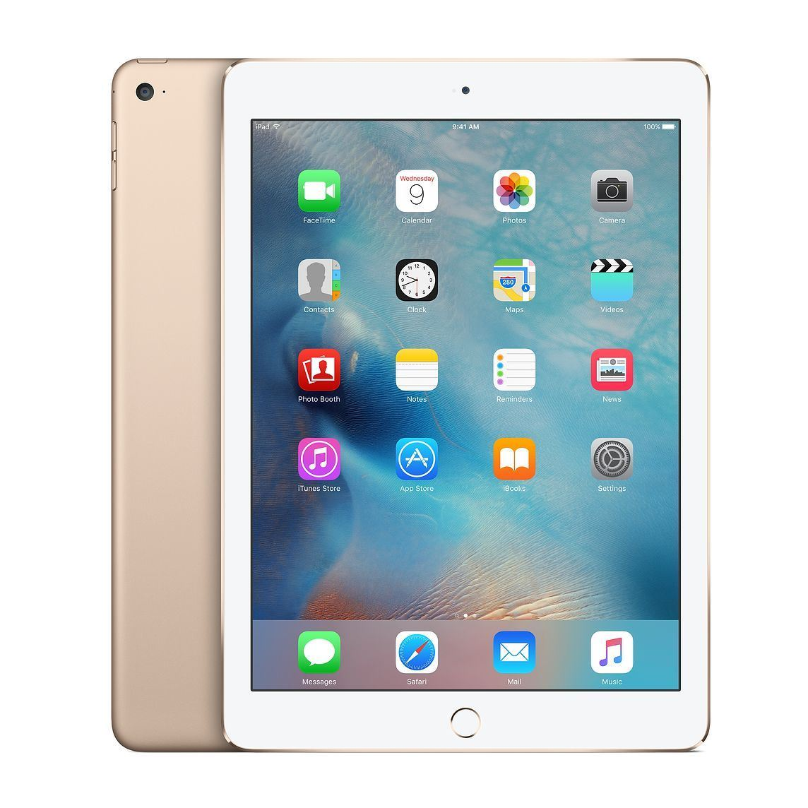 Apple iPad Air 2 32GB WiFi Gold Refurbished Good