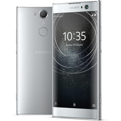 Sony Xperia XA2 32GB, Silver Unlocked Refurbished Good