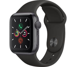 Apple Watch Series 5 GPS 44mm Space Grey Aluminium - Refurbished Pristine