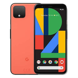 Google Pixel 4 64GB Oh So Orange Unlocked Refurbished Excellent